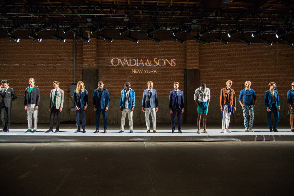 Ovadia Sons SS2014 15