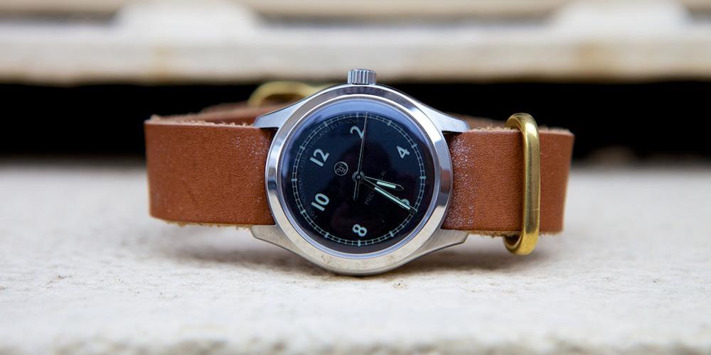 Tender Co. - Black Everest 'Hands On' Mechanical Watch
