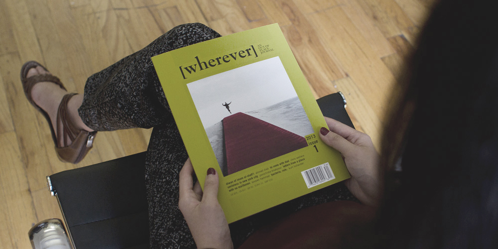Wherever Issue 1 2013 00