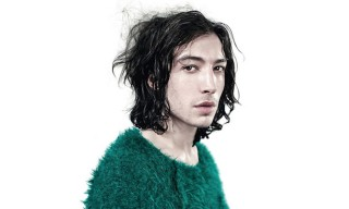 Ezra Miller for AnOther Man Magazine – Between Rock And Stardom