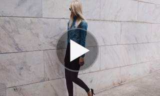 Baldwin Denim Women's Spring Summer 2014 Collection Film