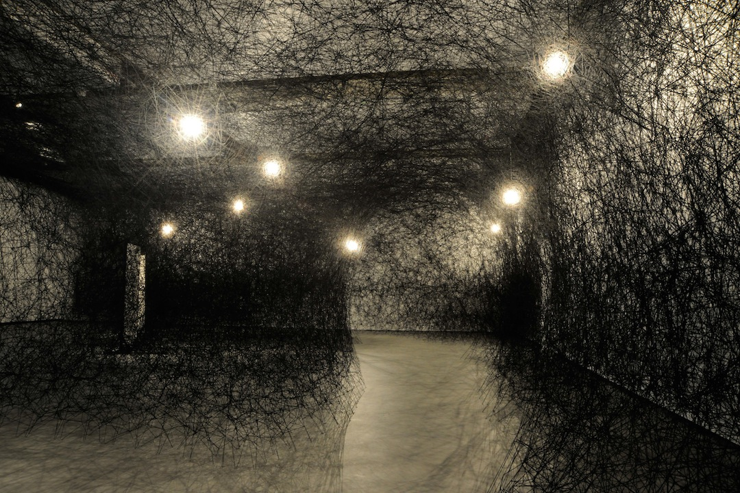 Chiharu Shiota-other-side-1