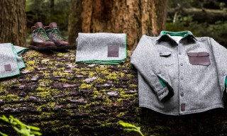 American Brands Danner & Woolrich Meet For The Old Growth Collection – Holiday 2013