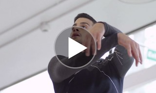 Fantastic Man Dance Their Way Through Dior Homme Fall Winter 2013