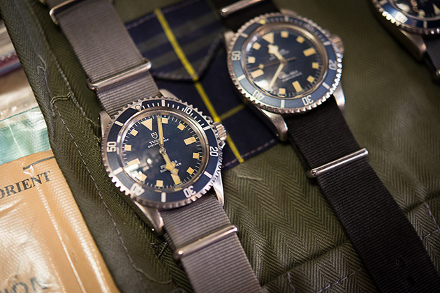 A Conversation with Grahame Fowler on Military Watches