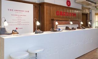 Create Your Own Custom Grenson Shoes At The G Lab – Liberty London
