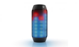 The New JBL Pulse LED Bluetooth Speaker