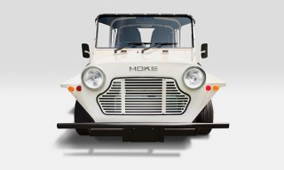 Designer Michael Young Updates The Moke 4×4 Vehicle