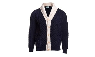 The Inverallan 6a Cardigan Exclusively For Mandon Store