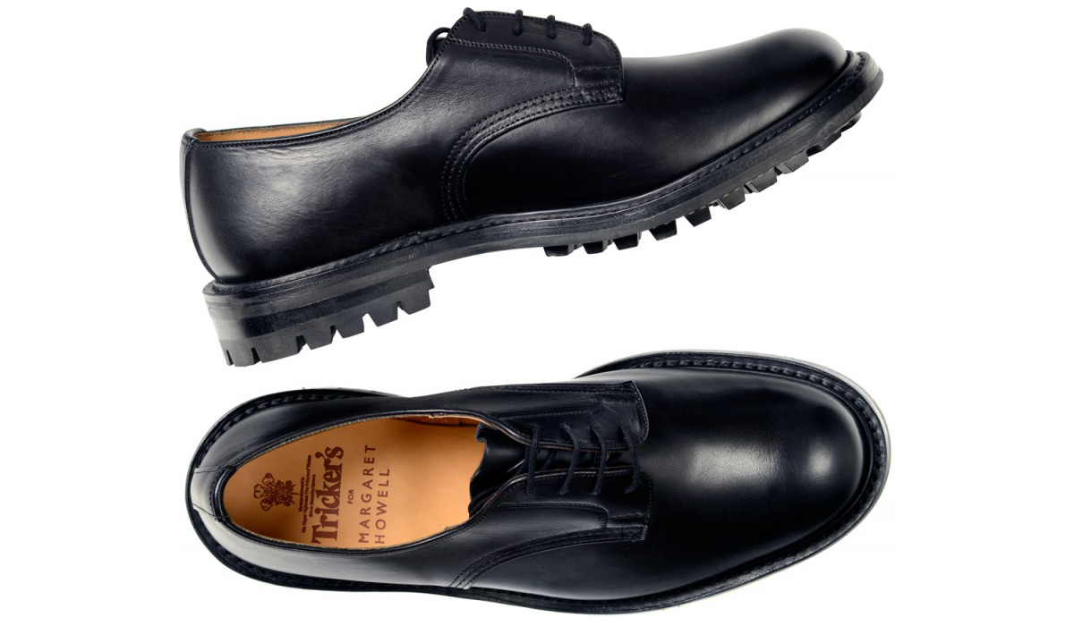 Trickers Military Derby For Margaret Howell Fall Winter 2013