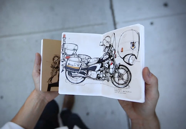 FiftyThree and Moleskine Launch Custom Journal Printing   Book