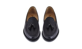 Mr Hare Fall Winter 2013 Wilde Loafers in Python