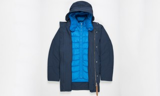 Italian Outerwear Label Nemen Produce Two Jackets For Norse Projects