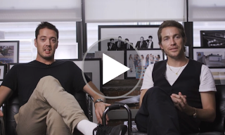 Marcus Wainwright and David Neville of Rag & Bone Speak to Vogue Voices