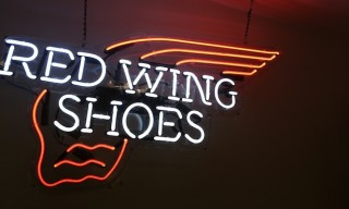 Selectism Store Visit | Inside Red Wing London