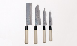 The Toshiki Kitchen Knife Set Exclusively For Best Made Company