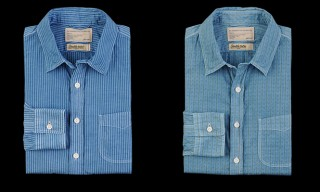 United Arrows for Unionmade – Indigo Shirt Collection
