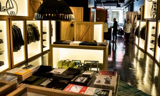 Look Inside Aether's First Shop in SoHo, New York