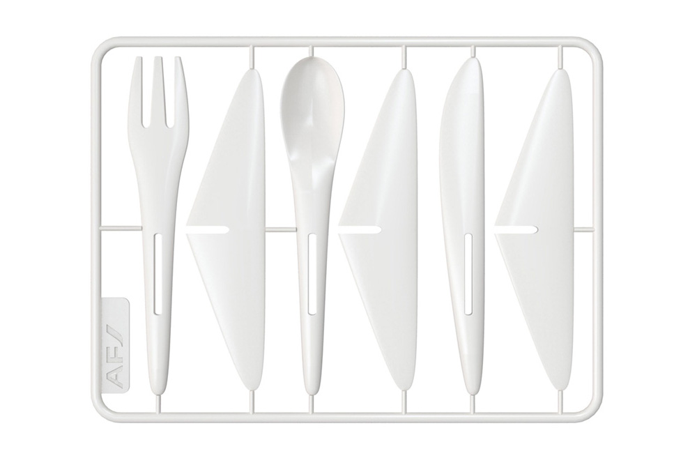 Air France Cutlery 2013 04