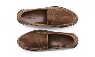 G.H. Bass & Co. Limited Edition Made in Maine Weejun Penny Loafer