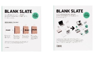 """Blank Slate: A Comprehensive Library of Photographic Templates"" Book and CD"