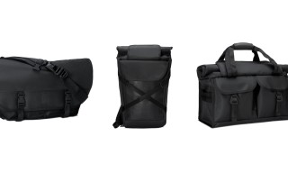 Chrome Hypalon BLCKCHRM Bags