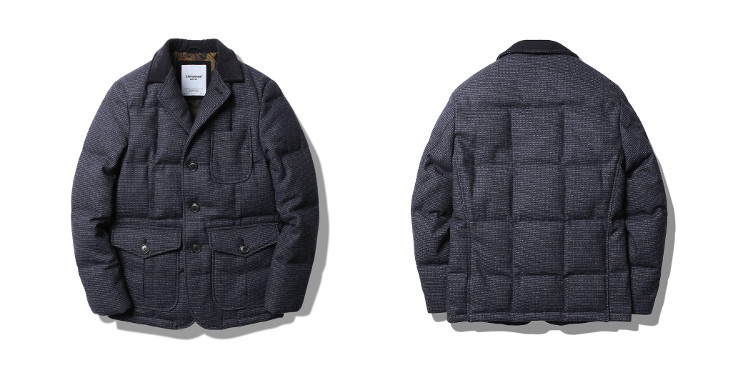 Espionage Wool Down Blazer 2013 00