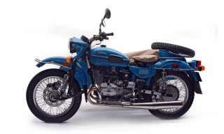 "Pendleton and Ural Limited Edition ""Guacho Rambler"" Motorcycle"