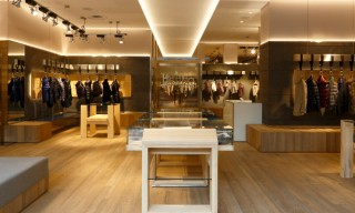See the New Herno Stores in Seoul and Tokyo