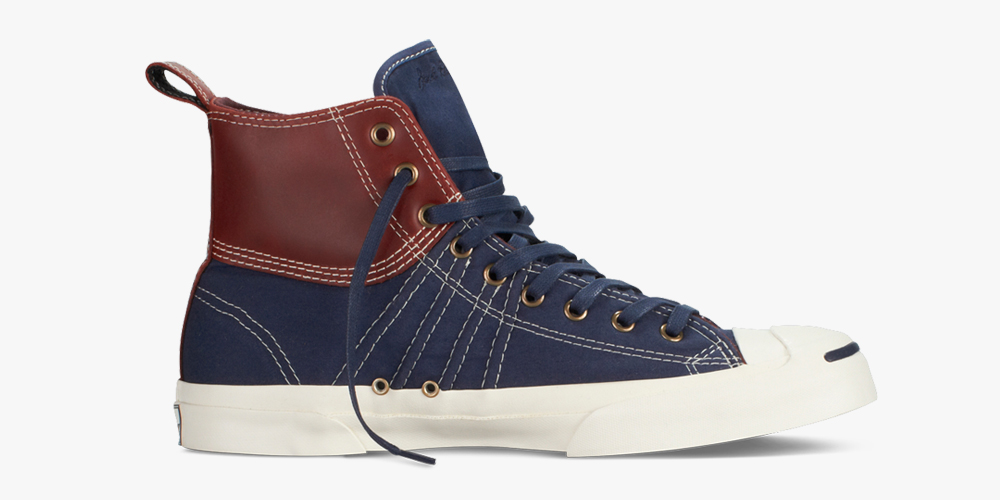 Interview with Converse Jack Purcell Duck Boot Designer Michael Defoto