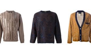 Jean Paul Gaultier for Farfetch Exclusive Sweaters