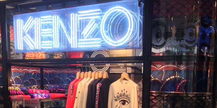 KENZO boxshop tokyo 2013 00