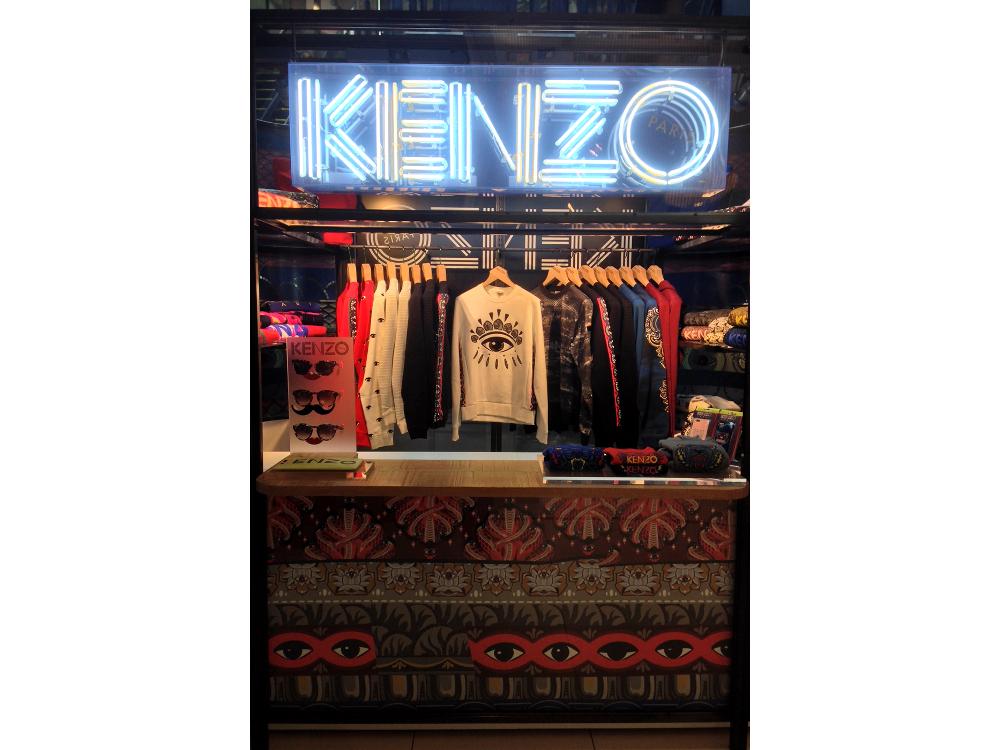 KENZO boxshop tokyo 2013 02