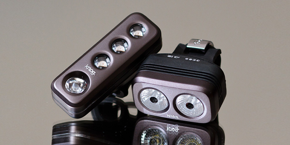 Light Up with the New KNOG Blinder Road 3 Lights