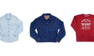 Levi's Vintage Clothing Orange Tab Line Fall Winter 2013 Collection