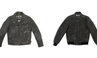 Menlook for Schott NYC 100th Anniversary Leather Jackets