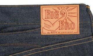 "Roy's New 11oz ""Big Brother"" Denim"