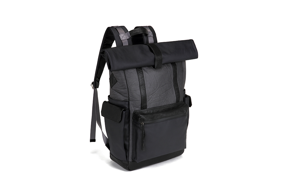 SYSTEM Homme Duffel Roll Backpack