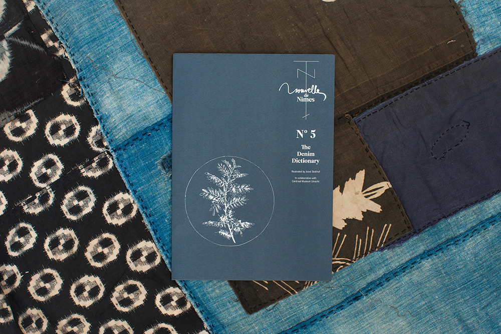 Look Inside The Denim Dictionary by Tenue de Nîmes