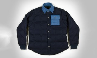 Crescent Down Works Create Melton Wool Jacket And Vest For Ace Hotel