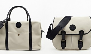A Messenger & Tote Bag from Barbour For Norton & Sons