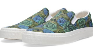 Liberty Print Beauty & Youth Slip-On Sneakers For Fall 2013