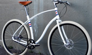 Budnitz Bicycles Create Exclusive Model No.1 For Fred Segal