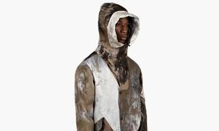 Christopher Raeburn Tie-Dye Smock Jacket For Fall 2013
