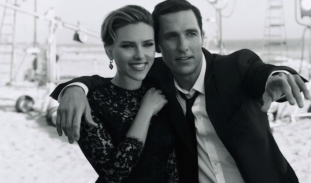 Martin Scorsese Creates Advert For Dolce & Gabbana Fragrance Starring Scarlett Johansson