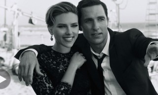 Martin Scorsese Creates Advert For Dolce & Gabbana Fragrance Starring Scarlett Johansson