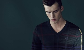 Fred Perry Blank Canvas Tartan Collection For Fall 2013