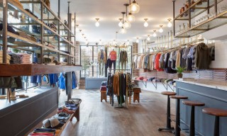 Look Inside Gant Rugger's New Concept Store in Williamsburg, Brooklyn