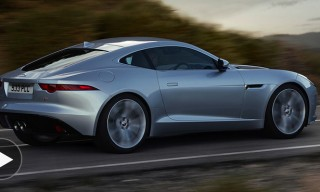 Jaguar Unveil The Loud & Proud F-TYPE R Coupe