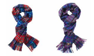 Johnstons of Elgin Create Cashmere Collection for Vivienne Westwood